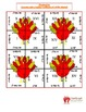 Thanksgiving Math Puzzle - Factoring and FOIL Method (Lead