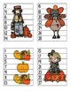 Thanksgiving Math Puzzle Pack