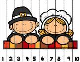 Thanksgiving Math Puzzles