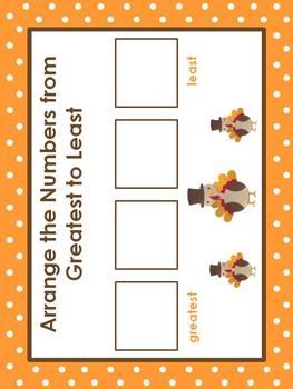 Thanksgiving Math Resource Bundle {Grades 2-3}