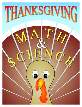 Thanksgiving Math & Science