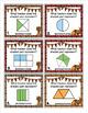 Thanksgiving Math Scoots - 3rd Grade