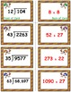 Thanksgiving Math Skills & Learning Center (Division with
