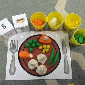 Thanksgiving Math Stations