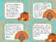 Thanksgiving Math Stories