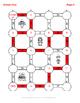 Thanksgiving Math: Subtracting Integers Maze