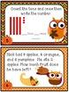 Thanksgiving Math Task Cards & QR Codes