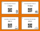 Thanksgiving Math: Time Conversion: Days & Hours QR Code Task Cards