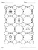 Thanksgiving Math: Time Conversion Maze