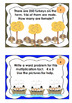Thanksgiving Math Word Problems Centers Grade 3