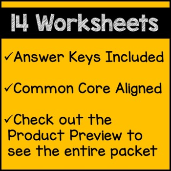 Thanksgiving Math Worksheets 3rd Grade Common Core