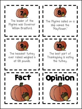 Thanksgiving Math and ELA Activities