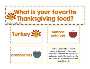 Thanksgiving Math and ELA Center Unit
