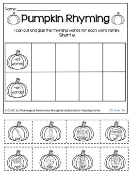 Thanksgiving Activities Bundle - Math and Literacy - No Prep - Just Print