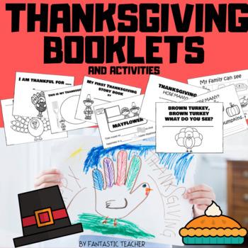 Thanksgiving Math and Literacy Fun.