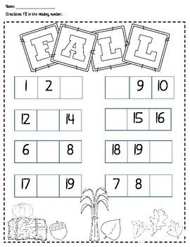 Thanksgiving Math and Literacy Mini Bundle 5 activities!
