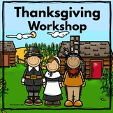 Kindergarten -1st -2nd grade -Special Education-Thanksgivi