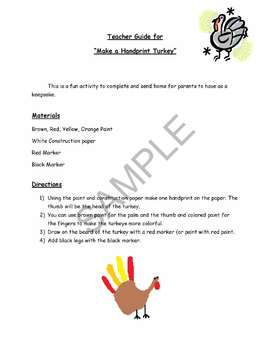 """""""Thanksgiving"""" Math and Literacy Unit - Aligned with Common Core Standards"""