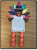 Thanksgiving Math and Writing BUNDLE!