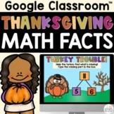 Thanksgiving Math for 1st Grade - Addition and Subtraction