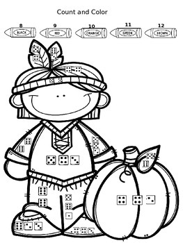 Thanksgiving Math printable activity