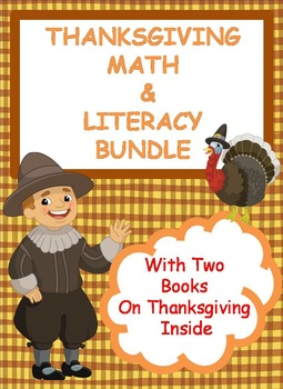 Thanksgiving Maths and Literacy Bundle