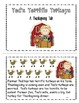 Thanksgiving Meaningful Language Arts & Math Activities Gr