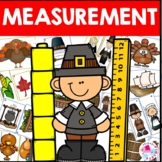 Thanksgiving Measurement Math Center