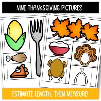 Thanksgiving Measuring