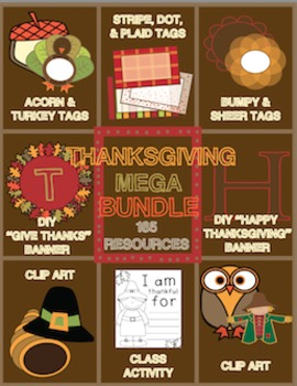 Thanksgiving Mega Bundle