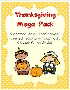 Thanksgiving Mega Pack