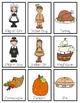 Thanksgiving Memory Matching Game