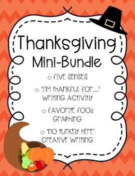 Thanksgiving Mini-Bundle