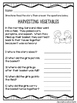 Thanksgiving Mini Stories and WH Comprehension Questions Set 2