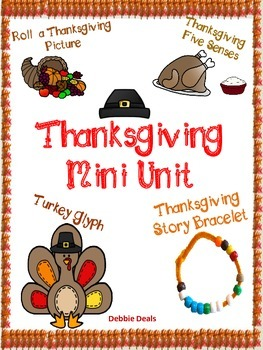 Thanksgiving Mini Unit