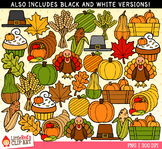 Thanksgiving Mix Thanksgiving Clip Art