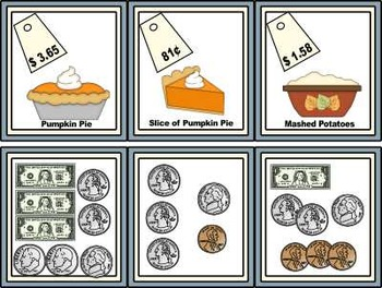 Money ~ Thanksgiving
