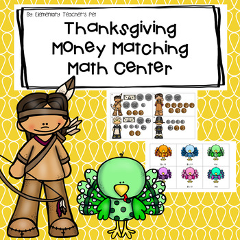 Thanksgiving Money Matching Center