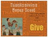 Thanksgiving Money Scoot