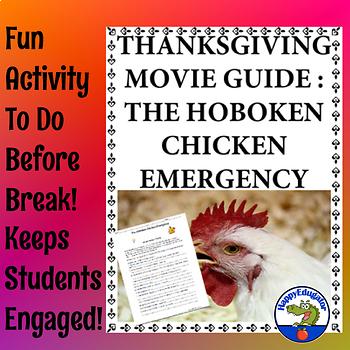 Thanksgiving Movie Guide - The Hoboken Chicken Emergency