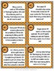 Thanksgiving Multi-Digit Addition and Subtraction Word Problem Task Cards