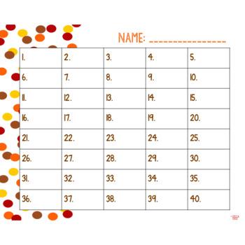 Thanksgiving Multi-Digit Multiplication Task Cards