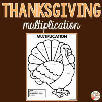 Thanksgiving Multiplication