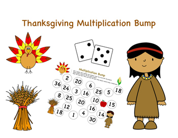 Thanksgiving Multiplication Bump