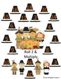 Thanksgiving Multiplication Bump Game