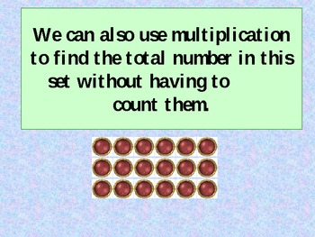Thanksgiving Multiplication : Multiplying By 6
