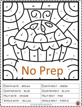 Thanksgiving Music 26 Thanksgiving Music Coloring Pages Tpt