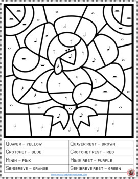 Thanksgiving Music: 26 Thanksgiving Music Colouring Pages