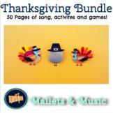 Thanksgiving Music Bundle