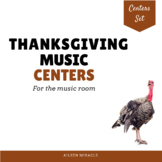 Thanksgiving Music Centers
